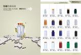 Blaue Plastikgroßhandelsflasche des Haustier-250ml für Vitamin