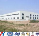 가벼운 강철 구조물 넓은 경간 작업장 (KXD-SSW218)