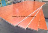 E1 panneau de fibres agglomérées moyen de densité de la colle 18mm pour des meubles