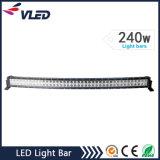 LED-Lichtleiste für Jeep IP67 4x4 weg vom Straßen zweireihig 240W