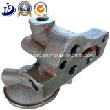 OEM Verloren HoofdDelen van het Aluminium van de Was Gietende voor Hydraulische Cilinder
