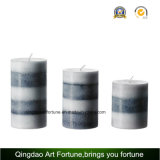 Handgemachtes Scented Aroma Pillar Candle für Household Use