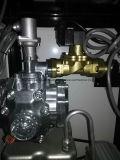 Écrans LCD du modèle deux de poste d'essence de pompe à gaz