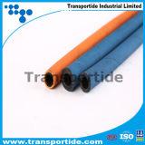 Smoothbore Slang R14/PTFE van de Vlecht Hose/SAE100 van het Roestvrij staal Teflon Flexibele