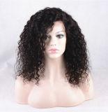 Pelo humano lleno del cordón Tipo vendedor caliente peluca hermosa de las mujeres