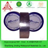 2mm cinta de sellado de betún, cinta de embalaje intermitente para techos y balcón