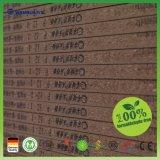 Tarjeta sostenible estupenda del MDF del llano E0