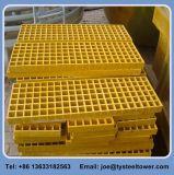 Heiße Verkaufs-Faser-glasverstärkte Plastikvergitterungen