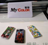 Mycolor Digital UVflachbettdrucker-Preis für Glasschmelzhölzernen Telefon-Kasten Zc-HD6090