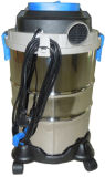 Becken-Staubsauger des Edelstahl-305-25L mit oder ohne Kontaktbuchse