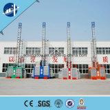 La rampa del volumen de ventas del alzamiento de la construcción/del uso de la elevación del edificio de Elevtor modificó para requisitos particulares