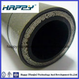In hohem Grade Flexible Hydraulic Hose mit 4 Spiral Steel Wire