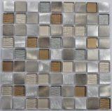 Mosaico popular del vidrio cristalino