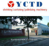 Mechnical automático Palletizer para la cadena de producción de la bebida (YCTD-YCMD40)