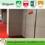 Painel acústico para o material de construção do cinema (600*600*20)