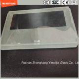 Vidro temperado de detecção de seda de 4-19 mm para eletrodomésticos