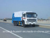 Sinotruk HOWO 16m^3 Compressed Garbage Truck