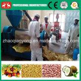 Nuova grande pressa dell'olio di noce di cocco di capienza 25-30t, macchina di estrazione dell'olio
