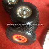 Qingdao Maxtop 공장 PU 거품 바퀴