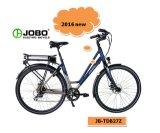 Bicis plegables eléctricas modificadas para requisitos particulares OEM con la rueda de aluminio del borde (JB-TDB27Z)