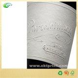 Escritura de la etiqueta de papel del vino en auto-adhesivo (CKT-LA-367)