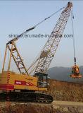 Guindaste dinâmico hidráulico da consolidação do guindaste CHUY360