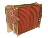 1/5 испарителей меди плиты HP алюминиевым гальванизированных ребром