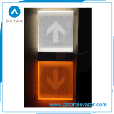 Mitsubishi-Typ Höhenruder-Hall-Laterne-Noten-Schmierölniederdruck mit LCD-Bildschirmanzeige (OS42)