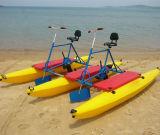 エキサイティングな娯楽水自転車、販売のための膨脹可能な水自転車