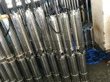 4sp2-12ステンレス鋼の浸水許容の深い井戸ポンプ
