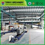 Lo spreco di Tianyi ricicla la linea di produzione dell'espulsione del comitato della macchina della parete
