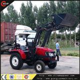 mini trattore di 30HP 4X4wd con gli strumenti dell'azienda agricola