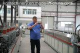 Rullo automatico di griglia del soffitto T di taglio di volo che forma macchinario