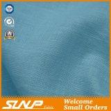 Tessuto mescolato cotone di tela per i vestiti di modo delle donne