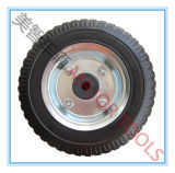 твердое резиновый колесо 8X2.5-4 для вьюрка шланга