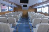 150seats pasaje de gran velocidad y ferry Barco / Barco con casco de acero / FRP Cubierta