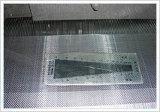 Treillis métallique d'acier inoxydable, maillage de soudure