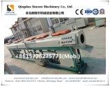 HDPE 대직경 구렁 벽 감기 관 생산 라인 감기 관 밀어남 라인 200-3000mm 플라스틱 사각 관 감기 선