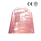 Plaque élevée de Photopolymer Flexo en caoutchouc de l'exposition 3.94mm