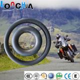 Câmara de ar interna da motocicleta natural normal da qualidade (4.10-18)