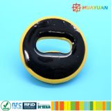 Puce imperméable à l'eau d'à haute fréquence encodant l'étiquette passive de blanchisserie d'IDENTIFICATION RF