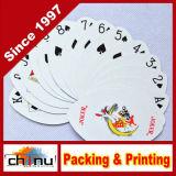 Buena calidad de plástico tarjetas de juego, juegos de cartas (430006)