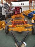 13m 15m 17m crescimento de colocação concreto da aranha móvel do reboque de 4 rodas na venda