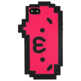 Самые лучшие крышки кремния сотового телефона (BZ-SC026)