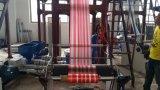 Doppelfarben-Plastikfilm-durchbrennenmaschine des kopf-zwei