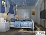 De moderne Garderobe van de Kasten van het Meubilair van het Hotel van de Slaapkamer van het Huis van Europa Houten