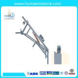 Gru per barche libera degli apparecchi di lancio delle lance di salvataggio di caduta della Cina