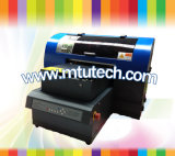 A3 Size Flatbed ULTRAVIOLETA Printer con LED Lamp