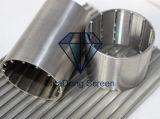 Vollkommener Schlitz-Draht eingewickelte Quellfilter der Rundung-40micron