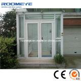 Porte horizontale de tissu pour rideaux de PVC d'intérieur insonorisée avec la glace Tempered
